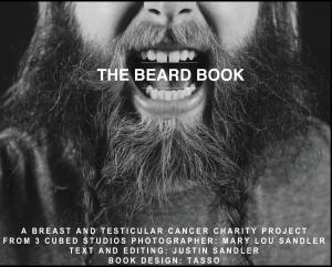 The Beard Book Cover